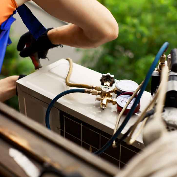 Call Central Air Systems today for A/C service, repair, installation, or replacement!