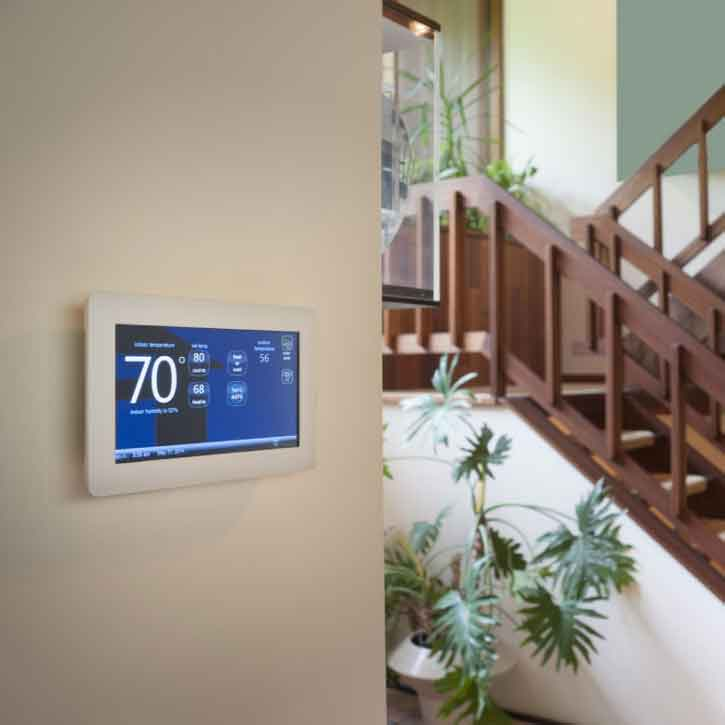 Control your home comfort with smart thermostats and home automation!